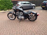Harley Davidson XL 883L Sportster 2010