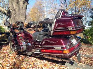 HONDA GOLD WING GL