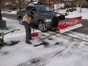 Wolf Landscaping - SNOW PLOWING 2017/2018
