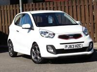 Kia Picanto 1.25 Ecodynamics White 3dr PETROL MANUAL 2013/63