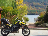 BMW F650GS Motorcycle - 800cc Twin Cylinder +Accessories & Tyres