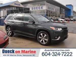 2019 Chevrolet Traverse LT True North  - Sunroof