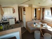STATIC CARAVAN FOR SALE WITH SITE FEES ONLY £2,400!!! DOUBLE GLAZED AND HEATED