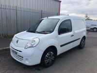 2010 RENAULT KANGOO 1.5 DCI LOW MILEAGE ONLY 64K!! NO VAT COLOR CODED