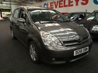 2006 TOYOTA COROLLA VERSO 2.2 D 4D T3 From GBP5650+ Retail Package.