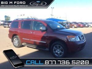 2012 Nissan Armada   - $199.75 B/W