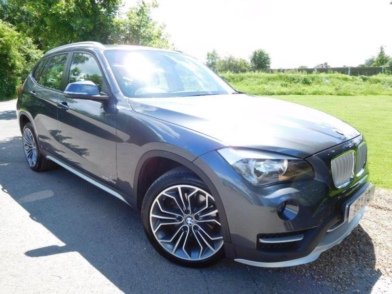 2014 Bmw X1 Xdrive 20d Xline 5dr Step Auto Heated Seats Low Miles 5 Door E In Maidstone