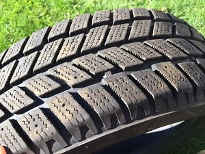 4 hankook winter tires for sale