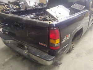 Gmc Sierra 2005 1500 HD Parts or Project Truck Frame Rebuild Cambridge Kitchener Area image 4