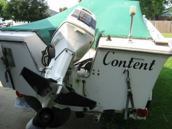 Used 1985 Other Wilker Galaxie 16 Boat