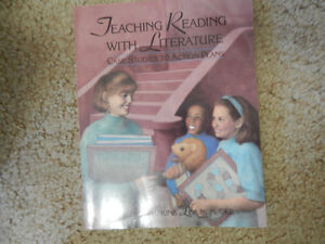 Teaching Reading with Literature Textbook