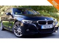 2013 13 BMW 3 SERIES 2.0 320D M SPORT TOURING 5D AUTO 181 BHP EXCLUSIVE DIESEL