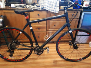 custom 24speed norco indle 4 22 inch frame