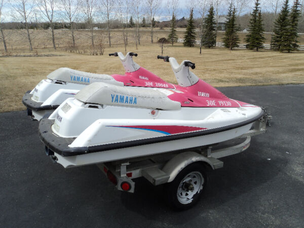 Used 1992 Yamaha Waverunner