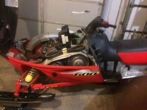 2002 Polaris Edge  600 London Ontario image 1
