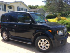 Honda ELement 2008, AWD