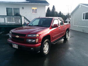 2010 Chevrolet Colorado LT Crew Cab 4wd