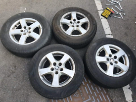 5 x 100 Vw 14 Inch wheels