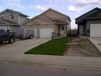 Beautiful 3 bedroom duplex with attached garage.