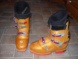 Bottes de ski de haute route