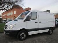 2013 13 MERCEDES-BENZ SPRINTER 2.1 313CDI SWB LOW ROOF 129 BHP. AIRCON. LOW 63,0