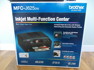 Brother printer/scanner/fax $75 OBO