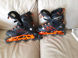 k2 boa fit rollerblades size 10