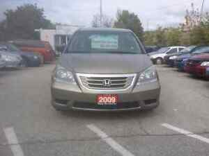 2009 Honda Odyssey DXDVD ONE OWNER NO ACCIDENTS $9495 Cambridge Kitchener Area image 2