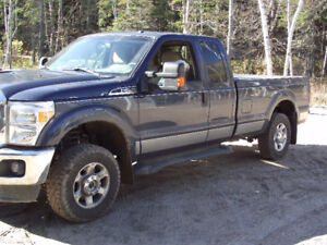 2014 Ford F-250 Camionnette