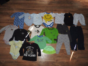 Infant clothing for a boy - ALL for $5