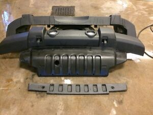 Bumpers and Air Dam for 2014 Jeep Wrangler Unlimited