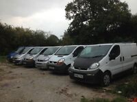 RENAULT TRAFIC OR VAUXHALL VIVARO WANTED