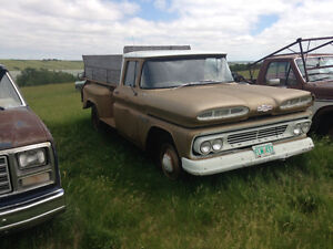 Looking for 1960's chev/gmc truck