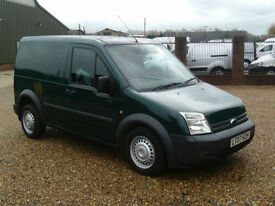 Ford Transit Connect 1.8TDCi ( 90PS ) Low Roof Van T220 SWB LX Plus
