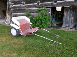 Pony cart for sale.