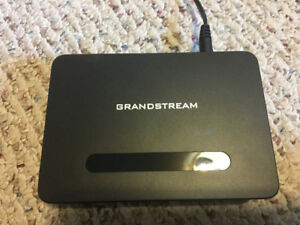 Grandstream HT812 ATA for VOIP