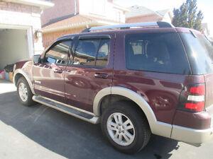 2006 Ford Eddie Bauer Explorer - Remote Start, New Tires