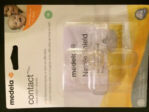 Medela Breastfeeding Nipple Shields - new in pkg Cambridge Kitchener Area image 1