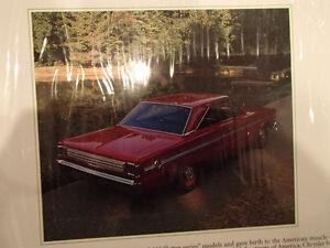 Mopar Muscle - Fifty Years - Dodge, Plymouth & Chrysler Performa Sarnia Sarnia Area image 4