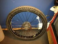 roue complet dh
