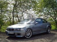 2004 BMW M3 3.2i Sequential 2dr Coupe Petrol Automatic