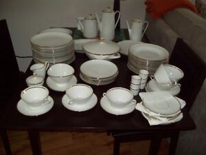 WINTERLING ROSLAU BAVARIA Dish set and accesories