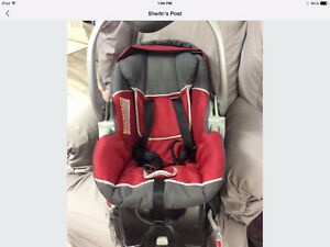 Baby Carrier-Car Seat