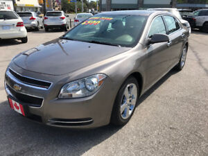 2010 Chevrolet MALIBU LT SEDAN...LOADED...MINT COND.