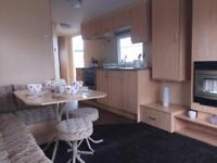 Modern Starter Static Caravan Holiday Home For Sale in North Wales