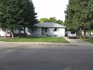 Broadway – 4 BR House with 2 BR Bsmt Suite Available June 15th