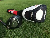 Titleist 910 5 Wood & Hybrid with Diamana Ilima Shaft!