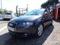 2005 Audi A3 2.0 TDi Sport 5dr 1 former keeper,Full service history,2 keys,12...