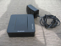 Cisco SPA122 VoIP Phone Adapter Router ATA