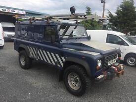 Land Rover 110 Defender 2.4TDi